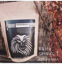 Wanderoo's Organic Arabica Black Coffee