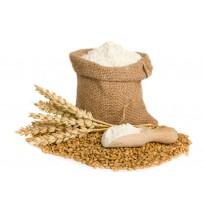 Emmer wheat flour