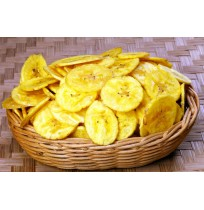Nendran Banana Chips (Made Using Cold-Pressed Coconut Oil)