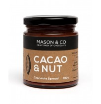 Organic Cacao & Nut Chocolate Spread