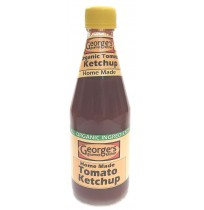 George's Gourmet Kitchen's Organic Tomato Ketchup
