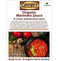 Pasta Sauce - Tomato Basil (Marinara) - 400Gms