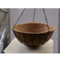 "Coco Basket Hanger- 8"""