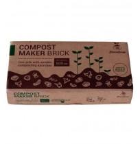 Compost Maker Brick (Aerobic Composting - 900gms/Pc)