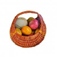 Fresh Organic Fruit - Gift Basket