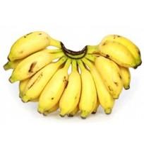 Banana - Karpooravalli/ Kanthali (will ripen in 1-2 days)