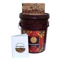 Composting Kit - No smell, No effort aerobic home composting
